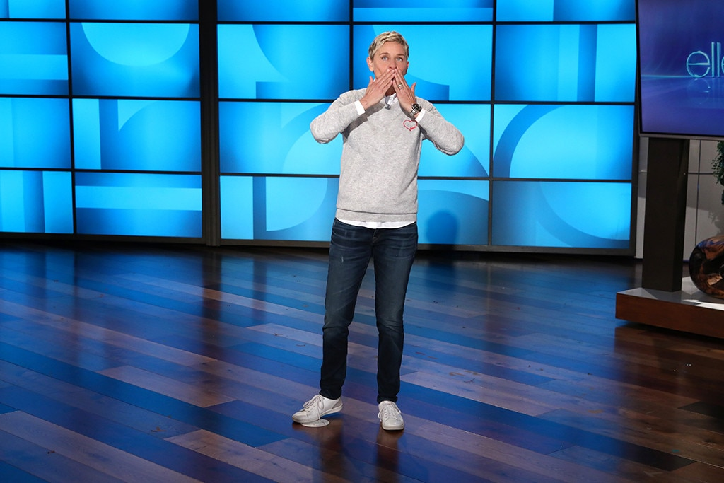 'THE TALK SHOW IS ME': Ellen DeGeneres has pondered ending talk show