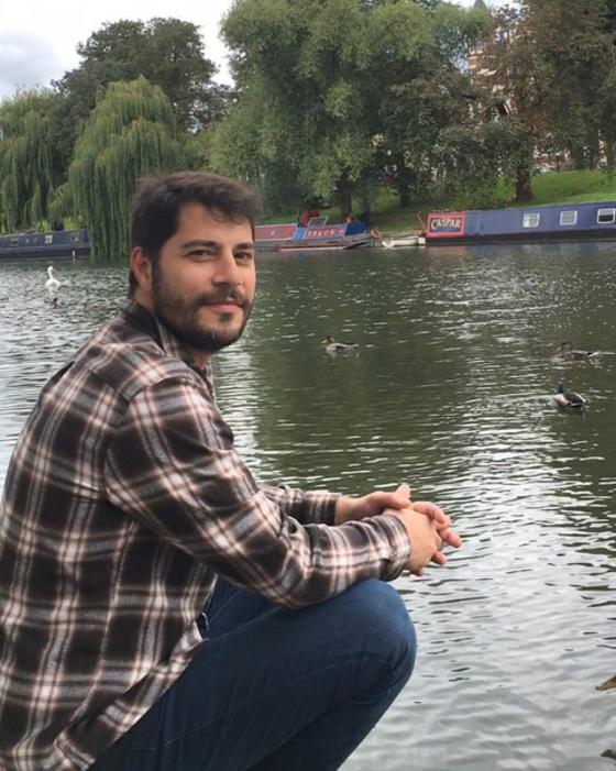 Evaristo Costa, Instagram