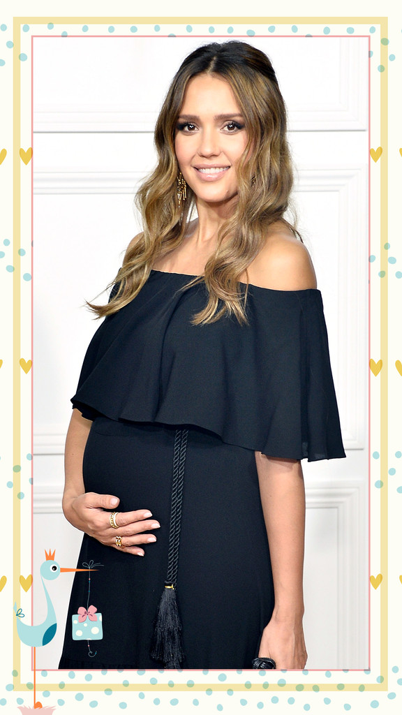 Jessica Alba, Hollywoods Expectant Moms