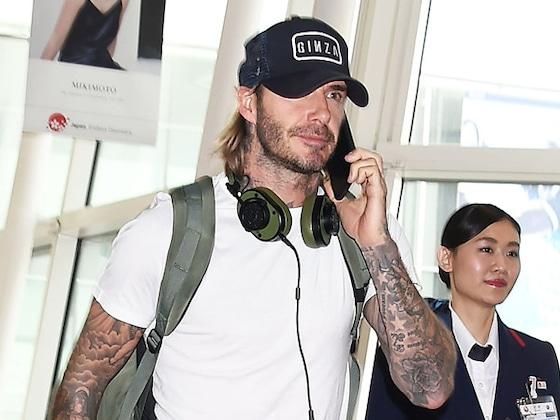 ¡¿David Beckham se sometió a un trasplante de cabello?!