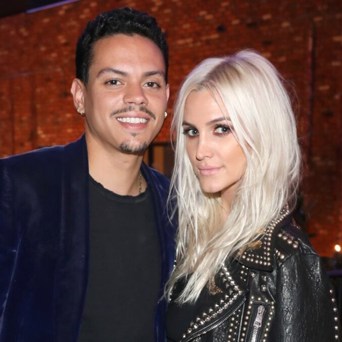 Diana Ross Son And Ashlee Simpson