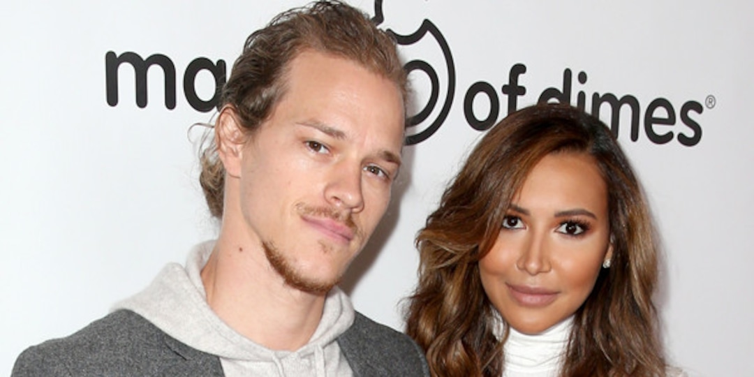 Ryan Dorsey Honors Naya Rivera on First Mother's Day Since Her Death - E! Online.jpg