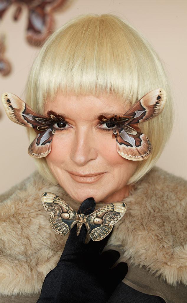 Martha Stewart Halloween Costume 2020 See Martha Stewart's Favorite Halloween Costumes   E! Online