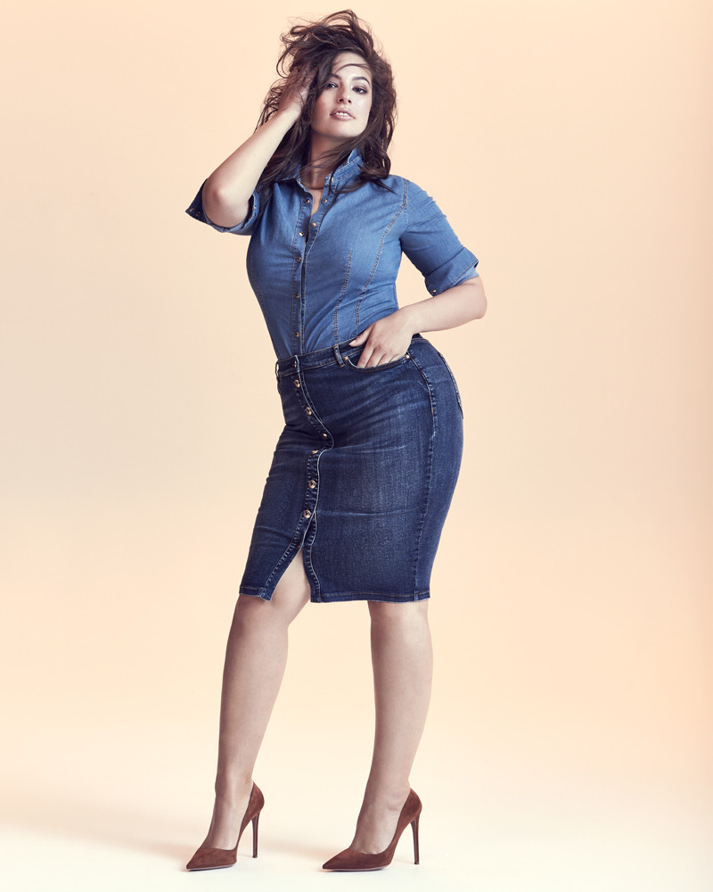 0ef2d3ba9fd Why Ashley Graham Can't Let Go of These Old Jeans | E! News
