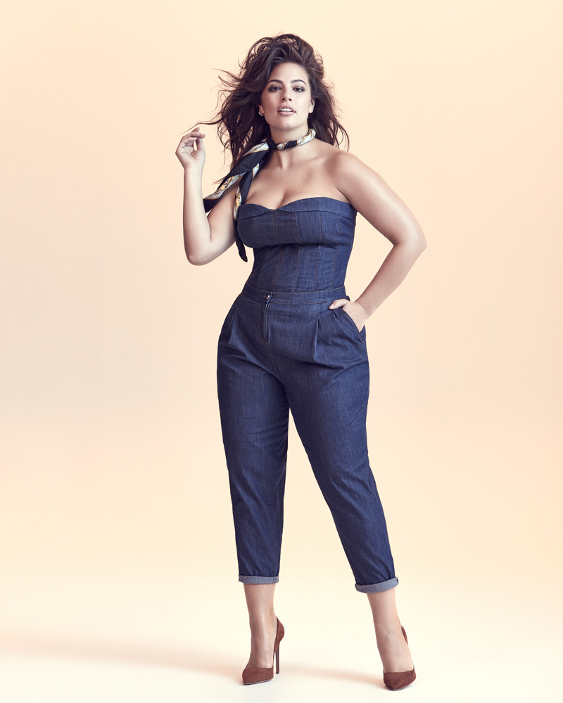 Why Ashley Graham Can't Let Go Of These Old Jeans
