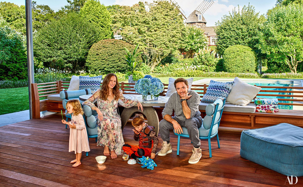Robert Downey Jr., Hamptons House