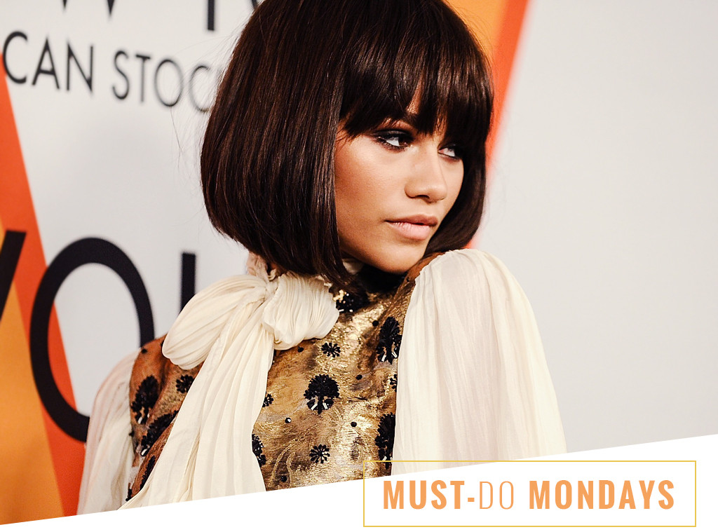 ESC: Must do Monday, Zendaya