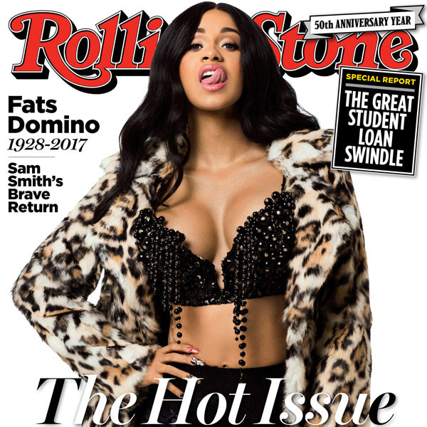 The 7 Most Candid Quotes From Cardi B's Rolling Stone