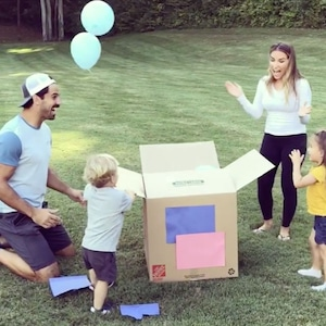 Eric Decker, Jessie James Decker, Baby Sex Reveal