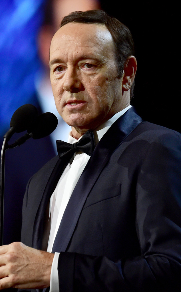 kevin spacey - 1 день