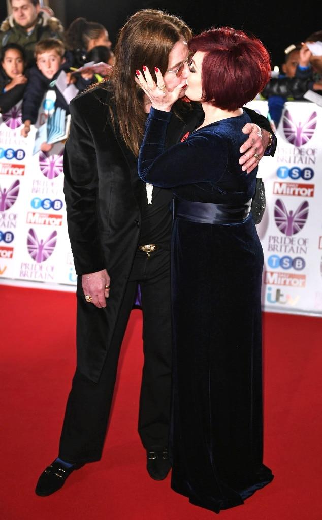 Ozzy Osbourne, Sharon Osbourne