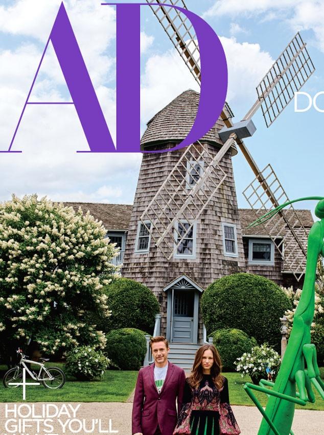 Robert Downey Jr., Hamptons House
