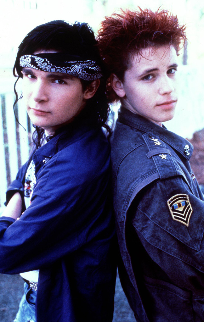 Corey Haim, Corey Feldman, Dream a Little Dream