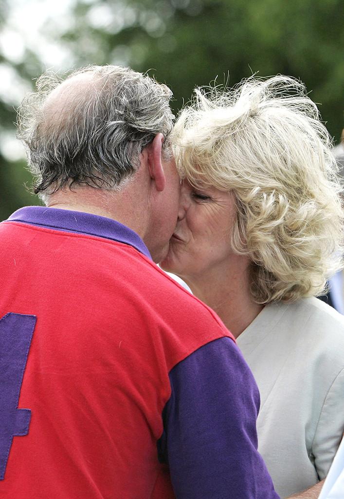 Prince Charles, Camilla, 2005