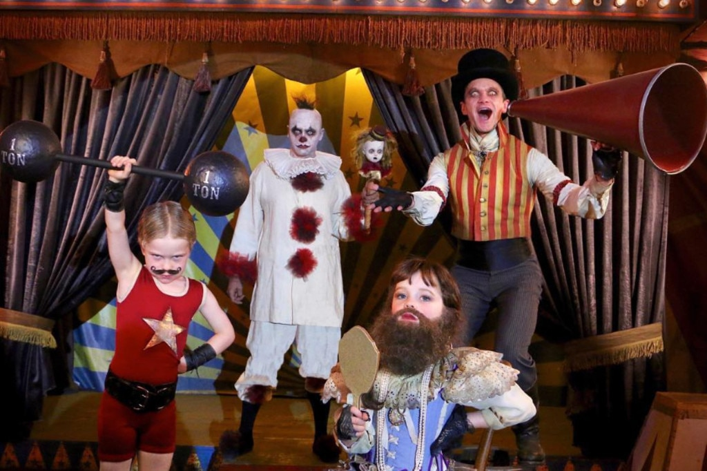 Neil Patrick Harris David Burtka Halloween & Neil Patrick Harrisu0027 Family May Have Just Won Halloween Again | E! News