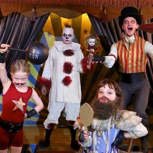 Neil Patrick Harris, David Burtka, Halloween