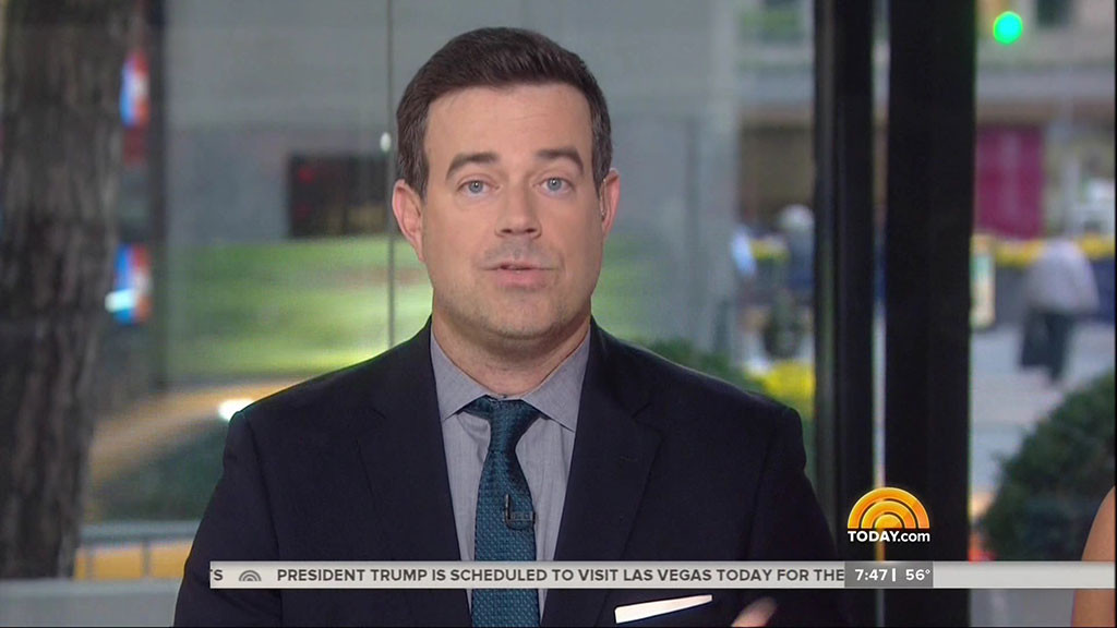 Carson Daly, Today