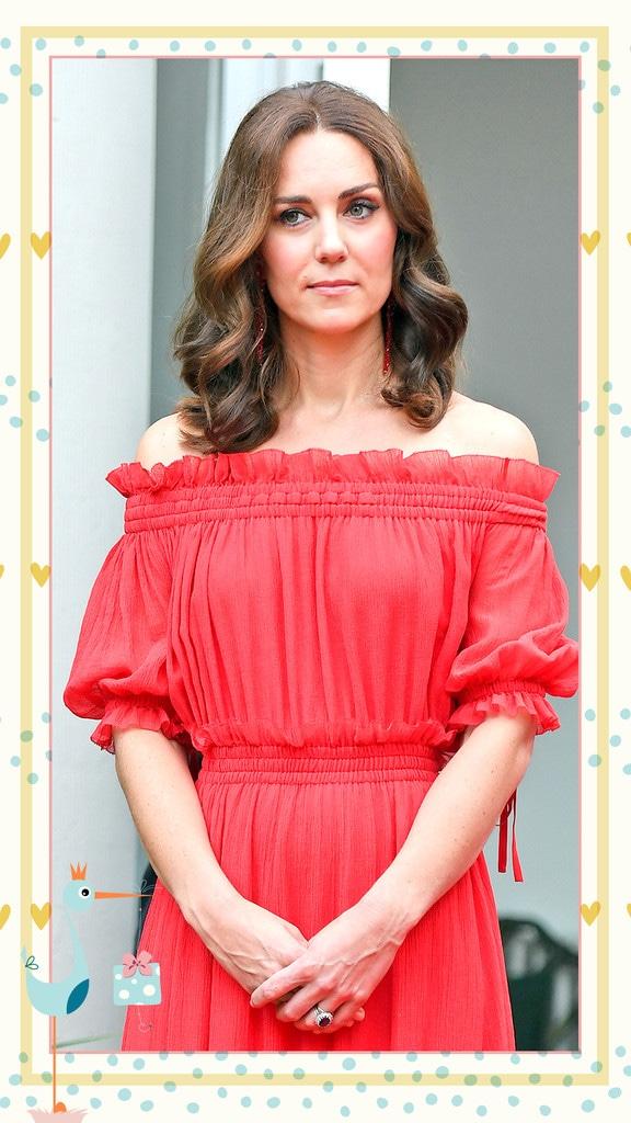 Kate Middleton, Hollywoods Expectant Moms