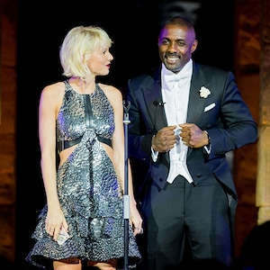 Taylor Swift, Idris Elba, Met Gala 2016