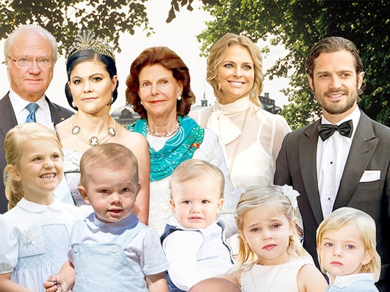 Scandals, Romance, Heartbreak, Adorable Kids: A Complete Guide to the Swedish Royal Family