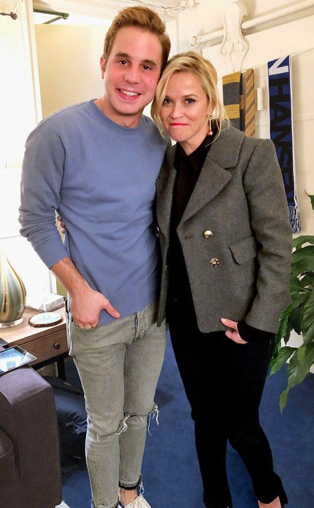 Ben Platt, Reese Witherspoon