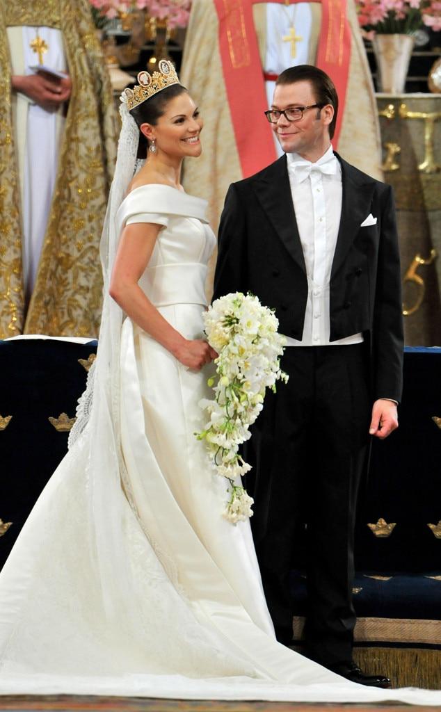 Princess Grace Wedding Dress.Princess Grace Kelly Of Monaco From 6 Celeb Wedding Dresses That