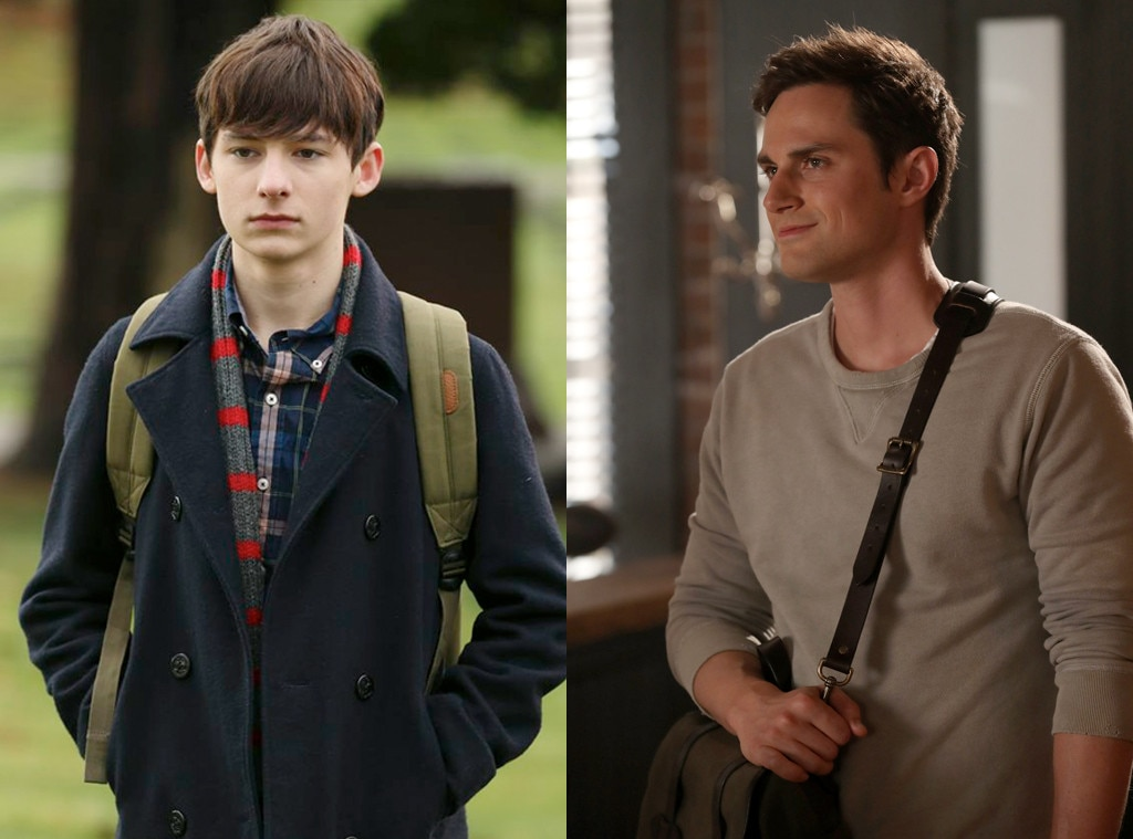 Once Upon A Time, Henry, Jared Gilmore, Andrew J. West