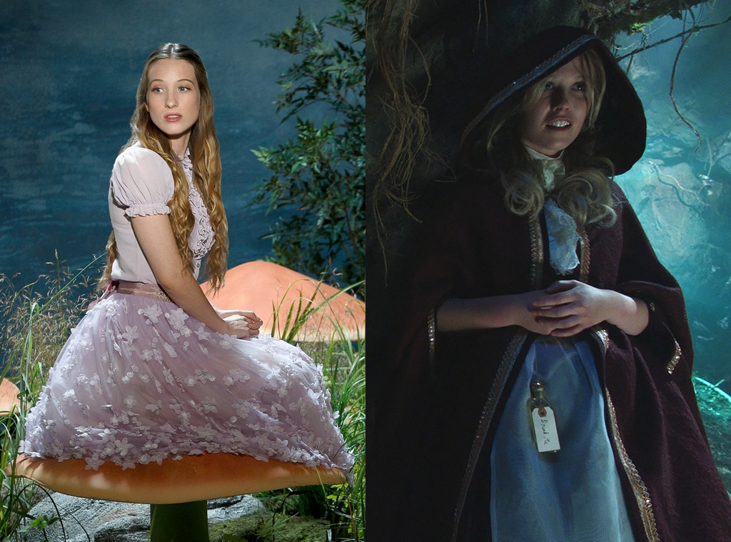 Once Upon A Time, Alice, Sophie Lowe, Rose Reynolds