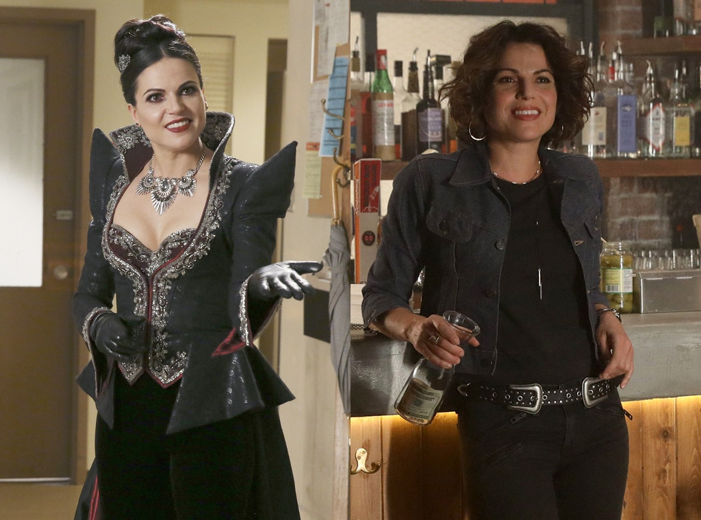Once Upon A Time, Regina, Ronnie, Lana Parrilla