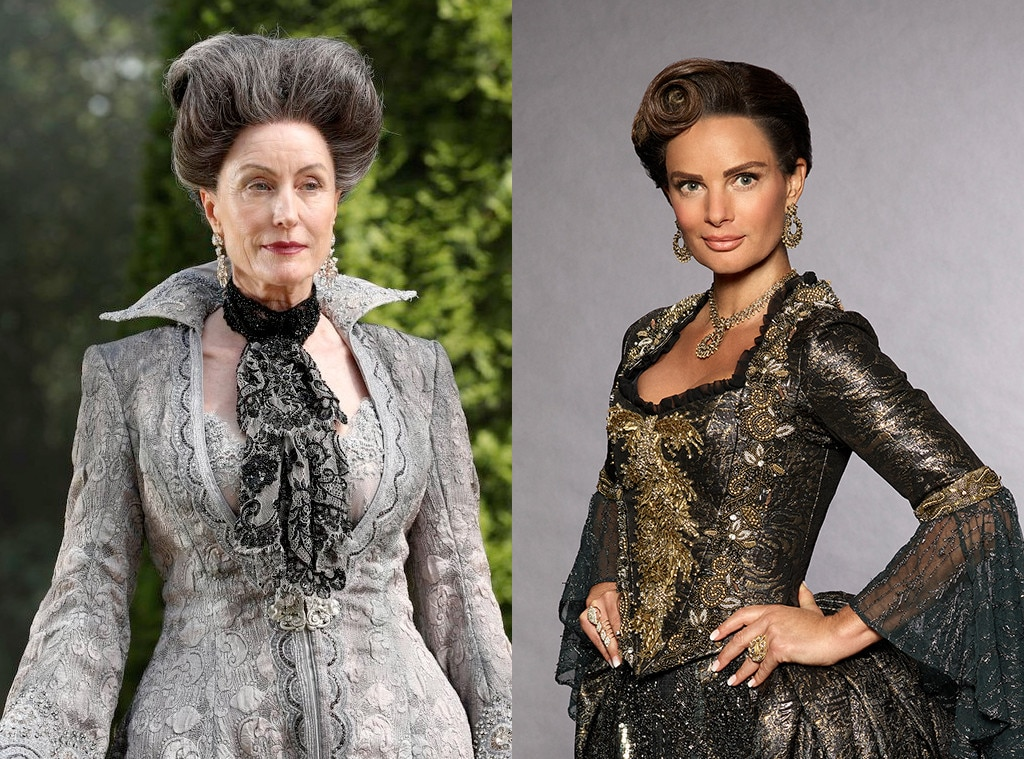Once Upon A Time, Lady Tremaine, Lisa Banes, Gabrielle Anwar