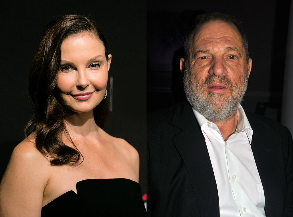 Ashley Judd, Harvey Weinstein