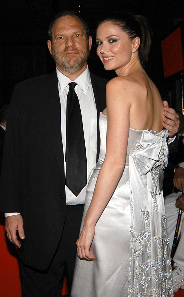 Harvey Weinstein, Georgina Chapman, 2005