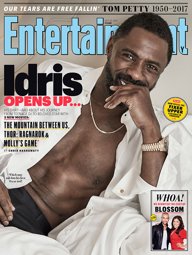 NEW Idris Elba