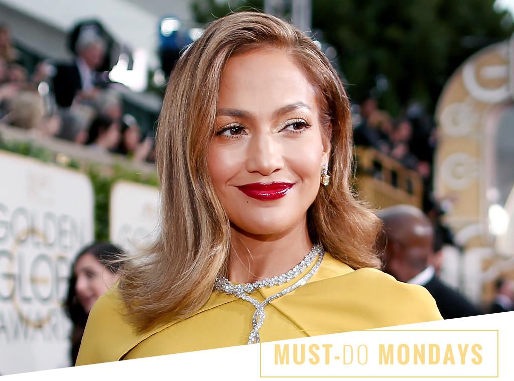 Jennifer Lopezs Makeup Artist Shares Her No Cake Skin Secret E News