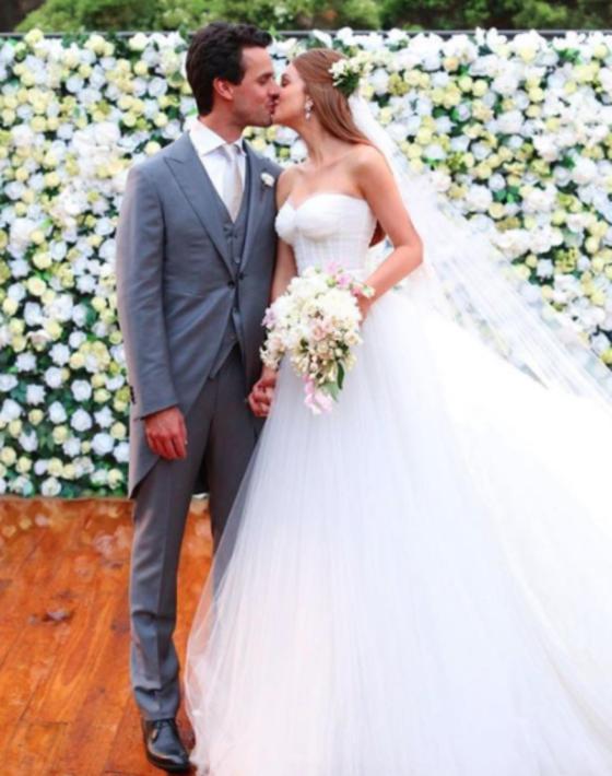 Marina Ruy Barbosa, Xande Negrão, casamento