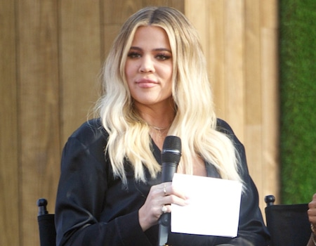 Khloe Kardashian Reveals the Name of Her First Child