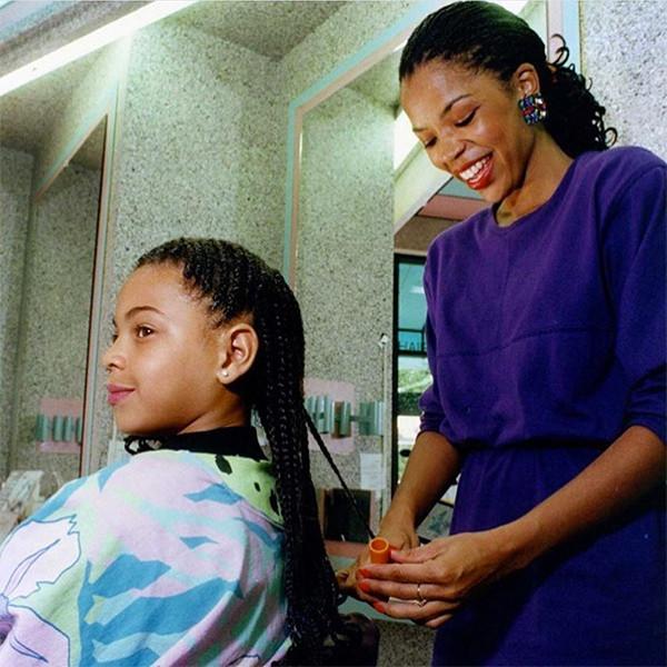 Beyonce, Childhood Pic