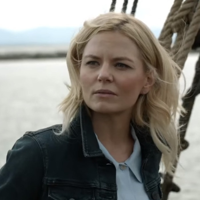 Jennifer Morrison Says Goodbye To Once Upon A Time Again Emma