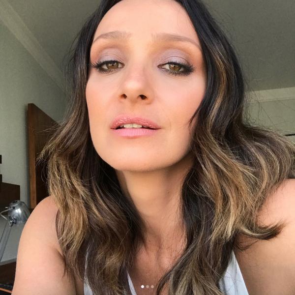 Sabrina Parlatore, Instagram