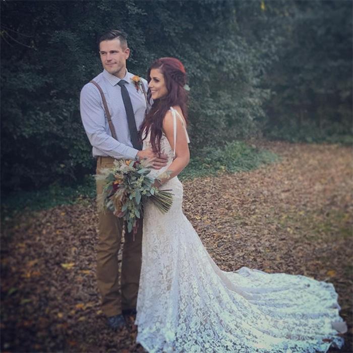 Mom S Chelsea Houska And Cole Deboer Celebrate Second Wedding Ceremony E News