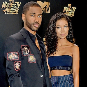 Big Sean, Jhene Aiko, 2017 MTV Movie And TV Awards, Arrivals
