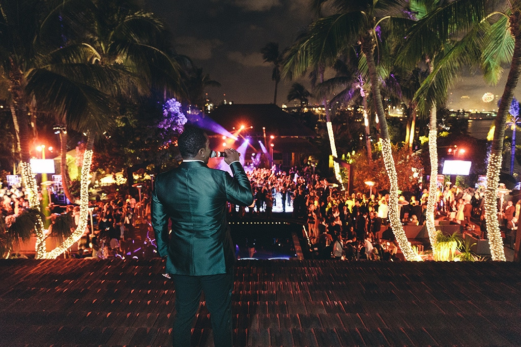 "Sean Diddy"" Combs, DJ Khaled, Halsey"