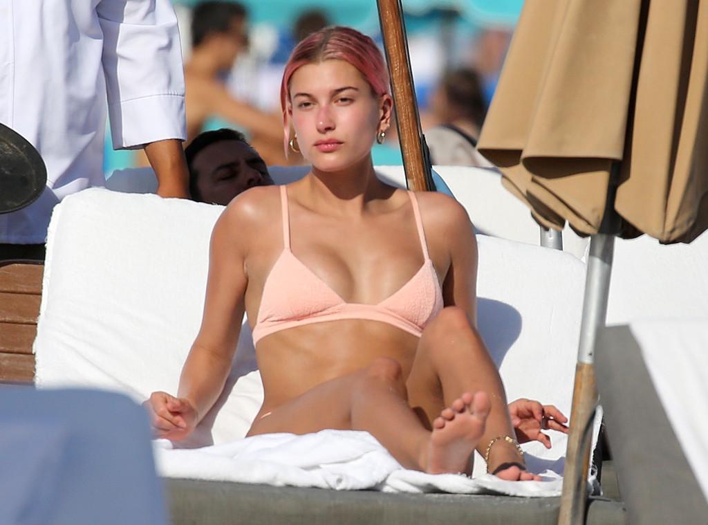 Hailey Baldwin, Miami
