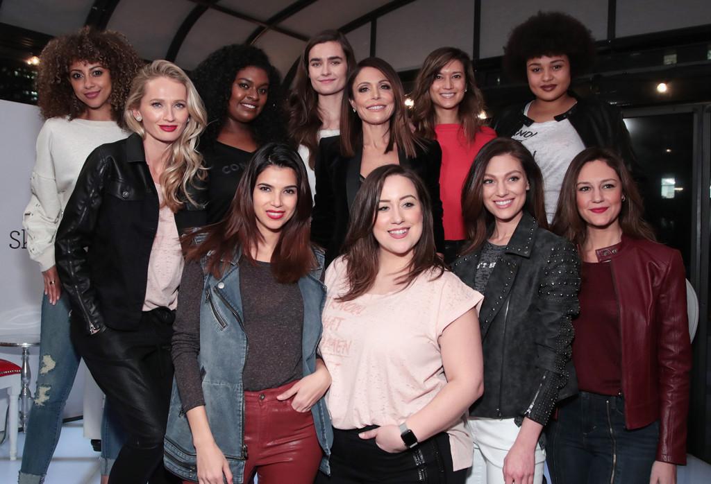 Models, ONE Jeanswear Group, Bethenny Frankel, Skinnygirl Jeans