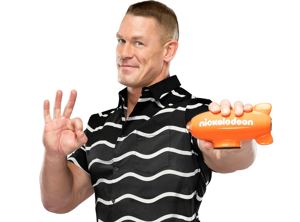 John Cena Is Making His Childhood Dreams Come True With