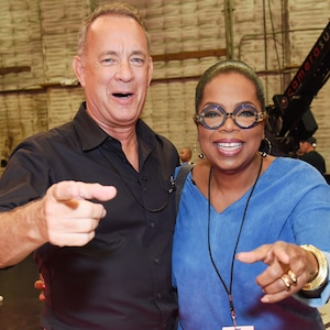 Tom Hanks, Oprah Winfrey