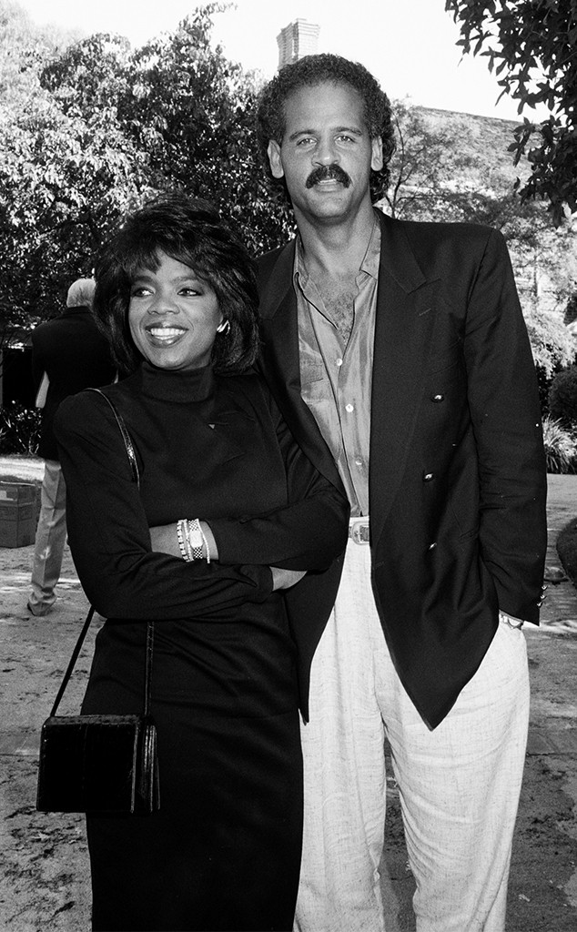 The Story Of Oprah Winfrey And Her Rock Stedman Graham The Other