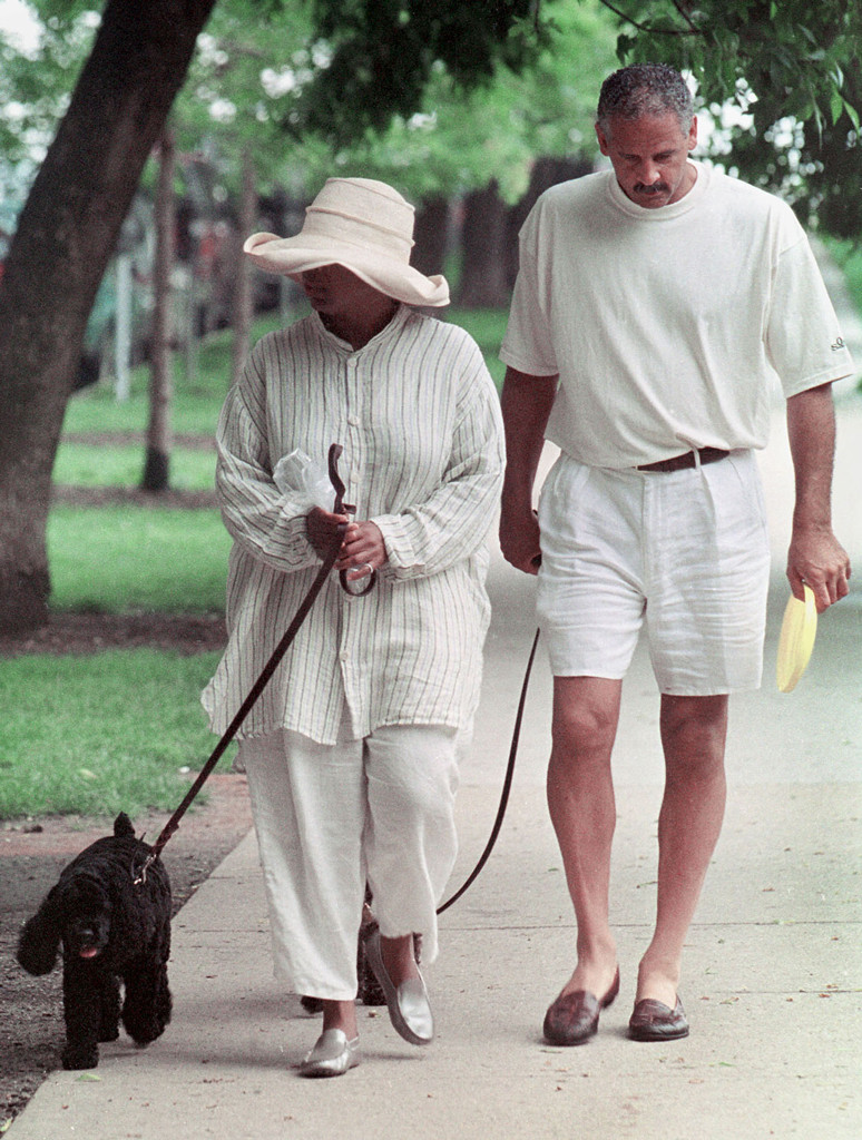 Oprah Winfrey, Stedman Graham, 1999, dogs