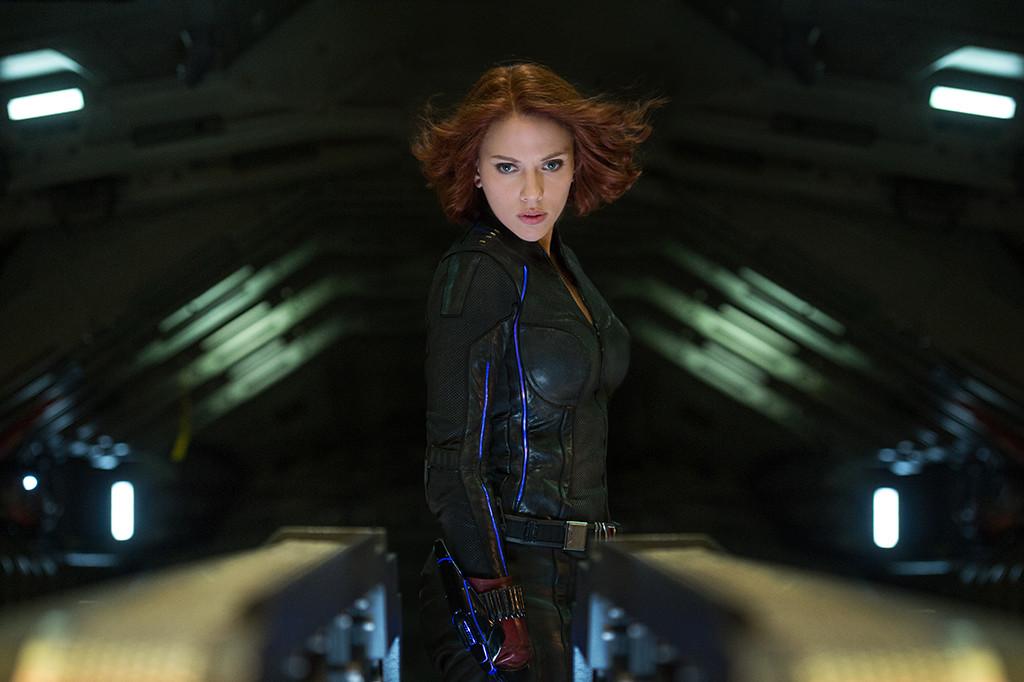 Avengers: Age Of Ultron, Scarlett Johansson