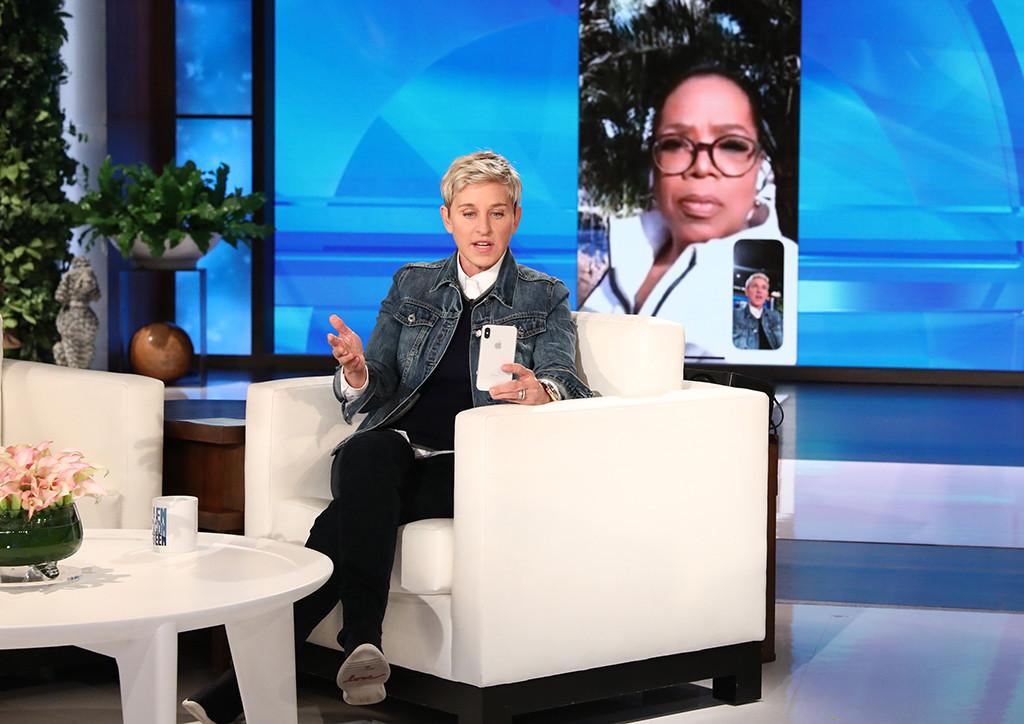 Ellen DeGeneres, Oprah Winfrey